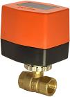 Кран шаровой с электроприводом QT3308